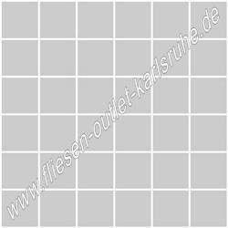 Ardoise Ecru 5x5 cm Mosaico naturale