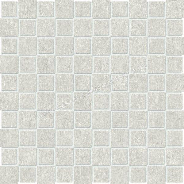 Ergon Metal.It Mosaico Tip Tap Naturale Platinum 30x30 cm RT