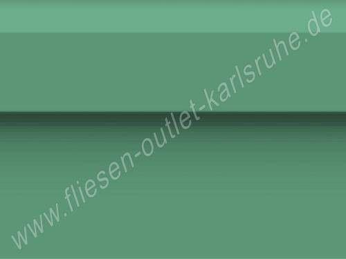 Vives Zocalo Rivoli oliva Sockel 15x20 cm olive glänzend mit Wulst
