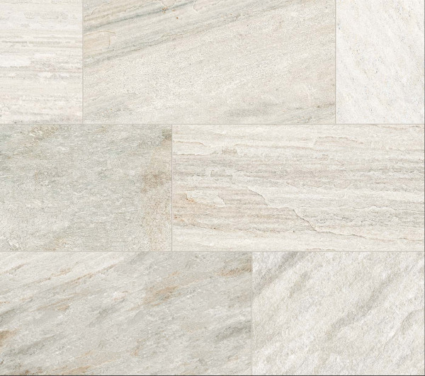 Floorgres Airtech Miami White 80x80 cm naturale RT