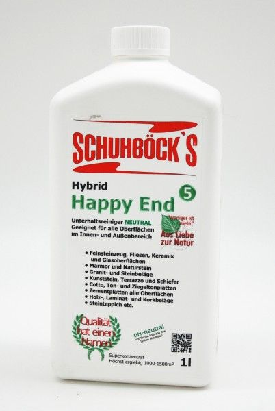 Schuhböck Happy End 1 L