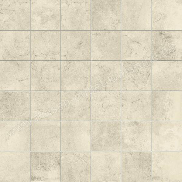 Emil Petra beige 5x5 cm Mosaico naturale Art.I304P3R