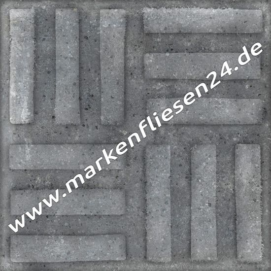Feinsteinzeug vives norvins grafito 20x20 cm world streets fliesen outlet - Fliesenforum karlsruhe ...