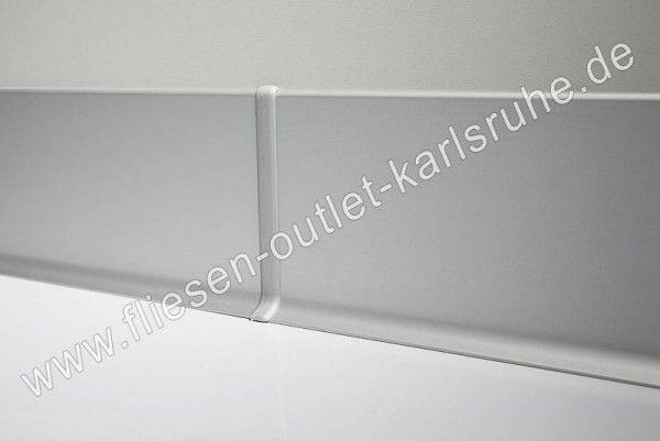 PVC Verbinder weiss glänzend