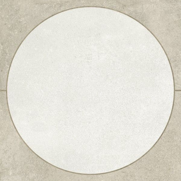 Emil Be-Square 30x30 cm Dekor Optical Ivory/Sand