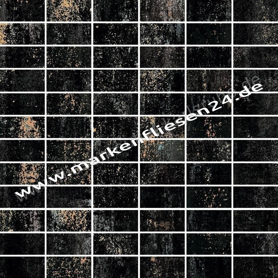 Ox01 feinsteinzeug mosaik mirage mattoncino blackmore30x30 - Fliesenforum karlsruhe ...