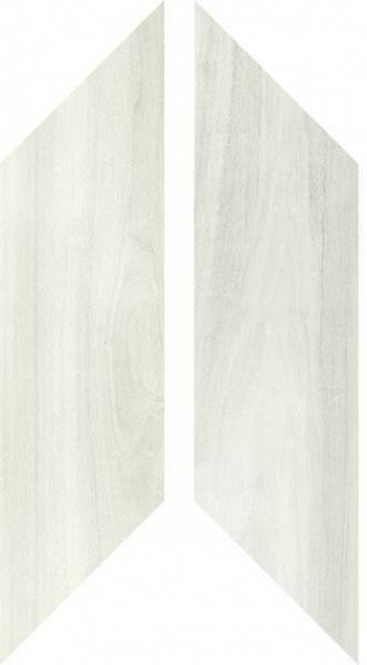 Emil Millelegni 001 White Toulipier 15x45 cm naturale rettifiziert Art.963M0R
