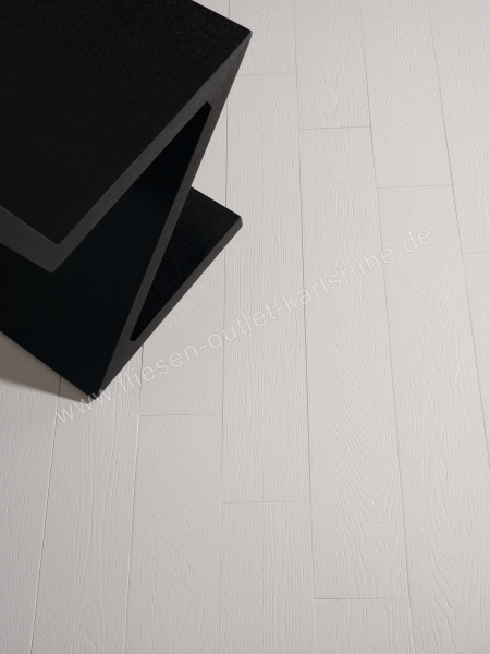 Vives Arhus Feinsteinzeug 14,4x89,3 cm blanco