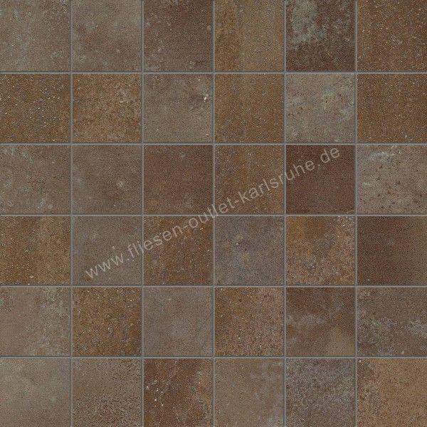 Emil Kotto XL Mosaico 5x5 cm Mattone naturale