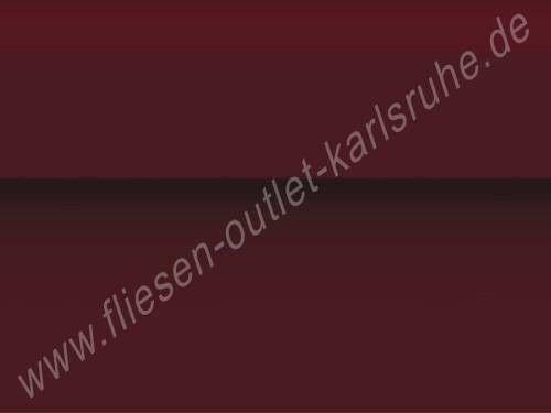 Vives Zocalo Rivoli cereza Sockel 15x20 cm kirsche glänzend mit Wulst