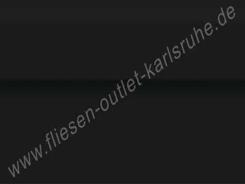 Vives Zocalo Rivoli negro Sockel 15x20 cm schwarz glänzend mit Wulst