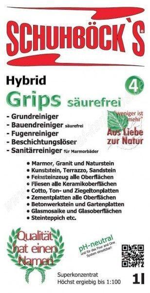 Schuhböck Hybrid Grips 1 L