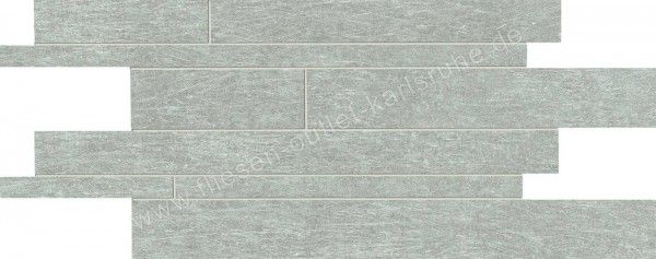 Ergon Metal.It Listelli Sfalsati Steel 30x60 cm Naturale RT