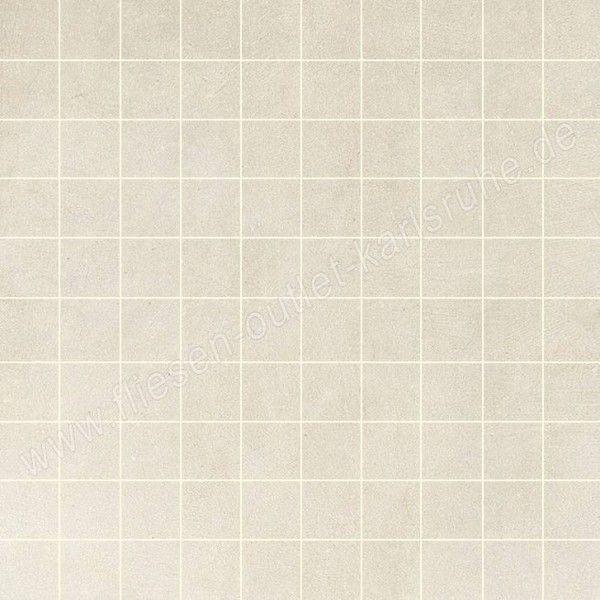 Floorgres Industrial Mosaico Ivory 3x3 cm naturale