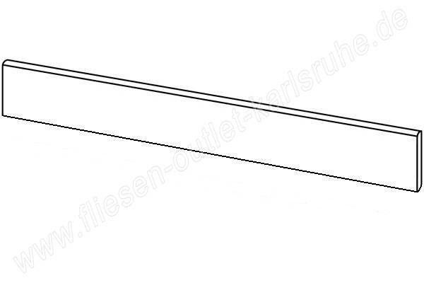 Floorgres Industrial Sockel Steel soft 4,6x60 cm