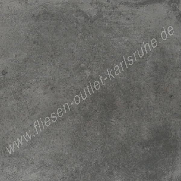Sichenia teqa 60 5x60 5 cm antracite 1 sortierung teqa - Fliesen outlet ...